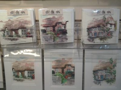 original watercolours by Alison Erridge