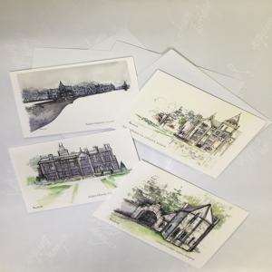 adare manor gretting cards
